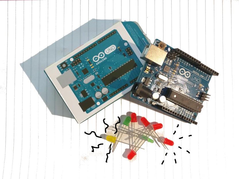 Non-blocking lighting effects in Arduino